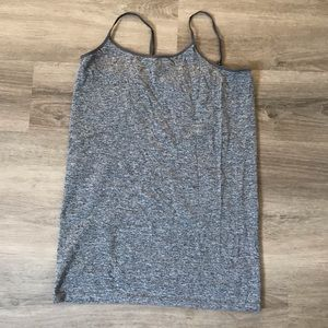 Mossimo Women's XL / XXL Gray cami top heather